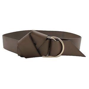 Banana Republic cow leather waist belt